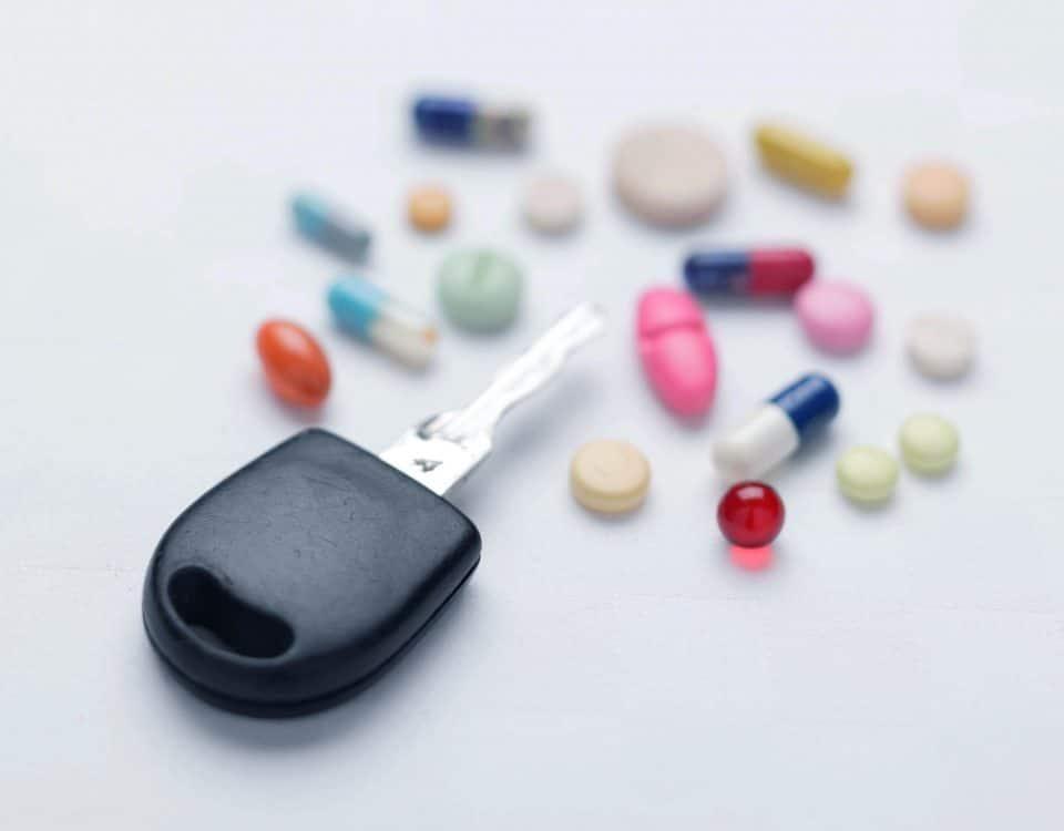 Autoschlüssel Medikamente