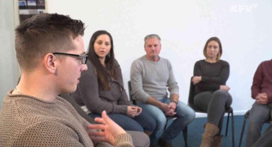 Die Nachschulung ist ein Gruppengespräch mit Seminarcharakter.