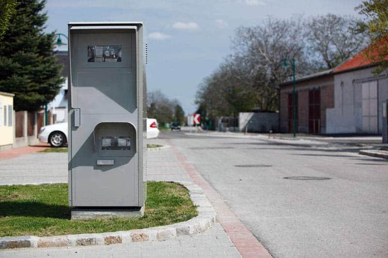 Radargeräte können Temposündern teuer kommen!